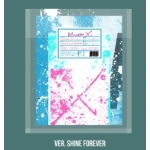 MONSTA X - Album Vol.1 Repackage [SHINE FOREVER] (SHINE FOREVER Ver.)