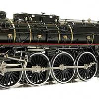หัวรถจักร - Locomotives