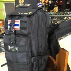 กระเป๋าเดินป่า ออกทริป แนวทหาร