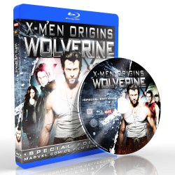 U0903 - X-Men Origins (Wolverine) (2009) BOXSET