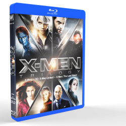 *U0601 - X-Men Trilogy (2006) [3 DISCS]