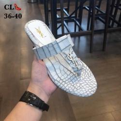 รองเท้าแฟชั่น YSL เกรดเอ ท๊อบมิลเลอร์