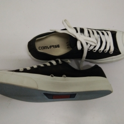รองเท้าผ้าใบ มือสอง converse jack สภาพดีหายาก