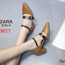 รองเท้าแฟชั่น ZARA เหมาะกับวัยคนทำงาน เรียบร้อย
