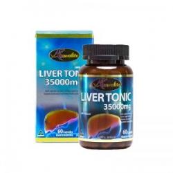 อาหารเสริมบำรุงตับ Liver Tonic 35000 mg Auswelllife Premium (ดีท็อกตับ) 60 เม็ด