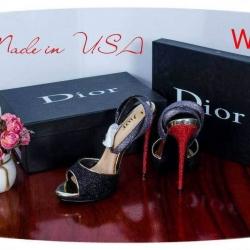 รองเท้าแฟชั่น Dior Made in USA