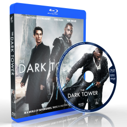 *U1731 - The Dark Tower (2017) [แผ่นสกรีน]