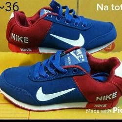 รองเท้าผ้าใบ Nike ตลาดโรงเกลือ