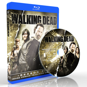 US1401 - The Walking Dead SEASON 5 (2014) (2 DISCS) (THAI/ENG) [แผ่นสกรีน]