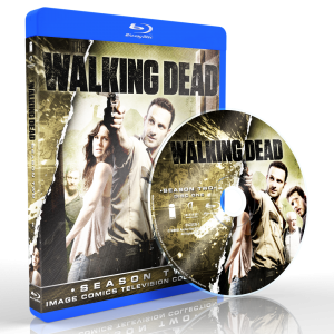 US1101 - The Walking Dead SEASON 2 (2011) (2 DISCS) (THAI/ENG) [แผ่นสกรีน]