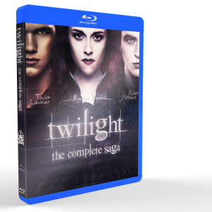 *U1202 - The Twilight Saga 1-5 (2012) [5 DISCS]