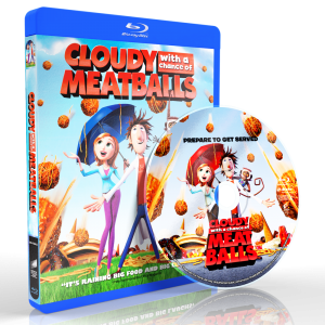 U0902 - Cloudy with a Chance of Meatballs (2009) BOXSET