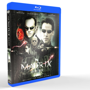 *U0301 - Matrix Trilogy (2003) [3 DISCS]