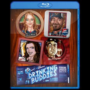 U2013107 - Drinking Buddies (2013) [แผ่นสกรีน]