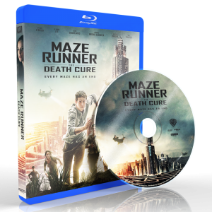 *U1803 - Maze Runner (The Death Cure) (2018)