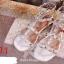 รองเท้าแฟชั่นผู้หญิง (รัดข้อ) สีแดง / สีขาว /สีดำ / สีชมพู thumbnail 2