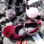 รองเท้าแฟชั่นเด็ก(ผู้หญิง) สีดำ / สีชมพู / สีแดง / สีเทา thumbnail 3