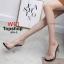 รองเท้าแฟชั่นส้นสูง สีดำ / สีแดง / สีขาว / สีน้ำตาล ตลาดโรงเกลือ thumbnail 2