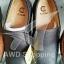 รองเท้าหนัง CSB (ไม่มีส้น)/ ผู้ชาย / สีดำ / สีเทา