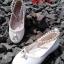 รองเท้าแฟชั่น (เด็กผู้หญิง) สีดำ / สีขาว / สีชมพู thumbnail 2