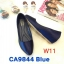 รองเท้าแฟชั่น Cavawia พื้นเรียบ thumbnail 1