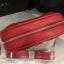 กระเป๋าแฟชั่น Chanel Belt Bag สีแดง thumbnail 8