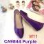 รองเท้าแฟชั่น Cavawia พื้นเรียบ thumbnail 5