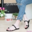 รองเท้าแฟชั่น Starioshoes สีดำ / สีทอง / สีน้ำตาล / สีเทา thumbnail 2