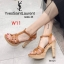 รองเท้าแฟชั่น Shumiya ส้นสูง thumbnail 1