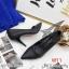 รองเท้าแฟชั่นส้นสูง Kitepretty สีดำ / สีชมพู่ thumbnail 2