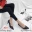 รองเท้าแฟชั่น ส้นเตี้ย by Kitepretty สีน้ำเงิน / สีเทา /สีดำ / สีครีม thumbnail 3
