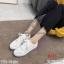 รองเท้าแฟชั่น หุ้มส้น Kitepretty (T70-white) thumbnail 3
