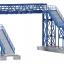 Kibri39301 overhead bridge