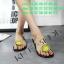 รองเท้าเตะแฟชั้น รองเท้าน่ารักๆ คนน่ารักๆมักจะใส่กันน่ะค่ะ มาใหม่ !!! thumbnail 3