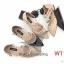 รองเท้าแฟชั่น Kitepretty สีชมพู/สีดำ thumbnail 1