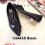 รองเท้าแฟชั่น Ca9450 สีดำ / สีชมพู่ thumbnail 1