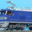 Kato1-315 EF510 500 JR freight