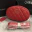 กระเป๋าแฟชั่น Chanel Belt Bag สีแดง thumbnail 4