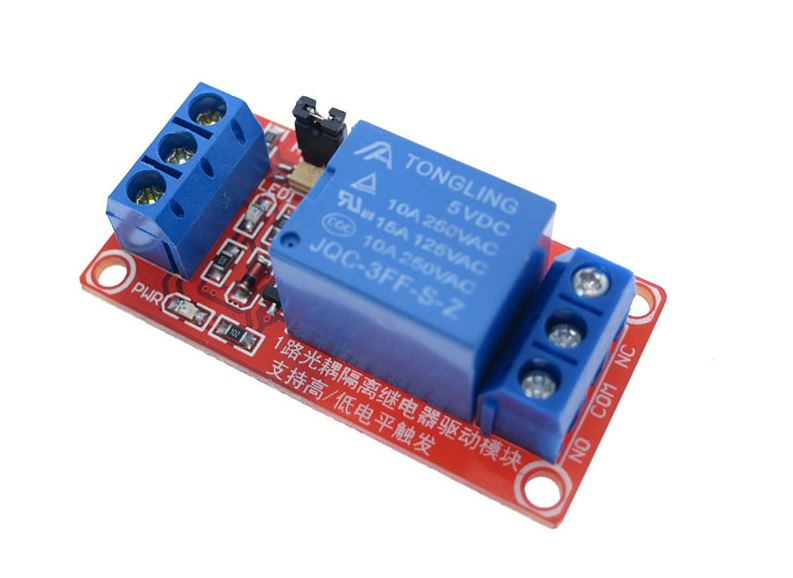 Z1S6 1-Channel 12V H// L Level Trigger Optocoupler Relay Relay Module for Arduino