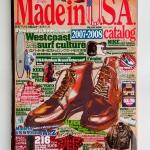 หนังสือแฟชั่น Made in USA 2007-2008