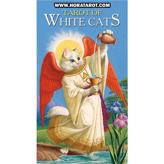Tarot of White Cats (Box Deck)