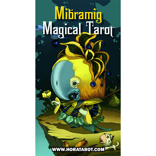 Mibramig Magical Tarot (Box Deck)