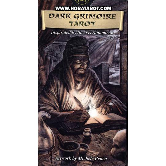 Dark Grimoire Tarot (Box Deck)