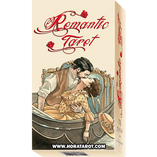 Romantic Tarot (Box Deck)
