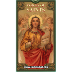 Voices Of Saints Tarot (Box Deck)
