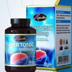 Auswelllife Liver Tonic 35,000 mg ล้างพิษตับ