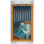 Tarot of White Cats (Box Deck) thumbnail 48